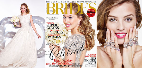 Brides Diamond Issue