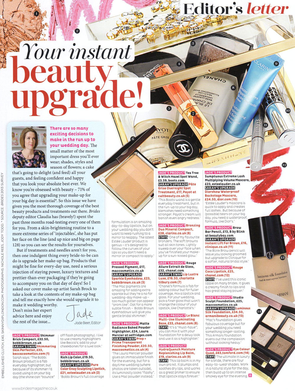 Celebrity - The Beauty Authority - NewBeauty