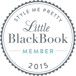 Style me pretty, Little Black Book Member 2015